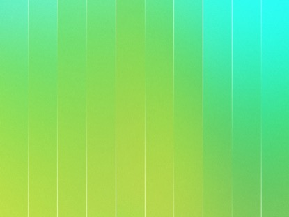 COLOR STRIPS GREEN