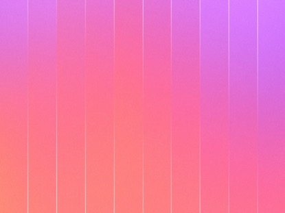 COLOR STRIPS PINK