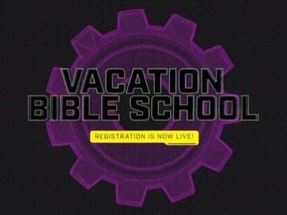 Retro Wireframe Vacation Bible School | Igniter Media | Preaching Today Media