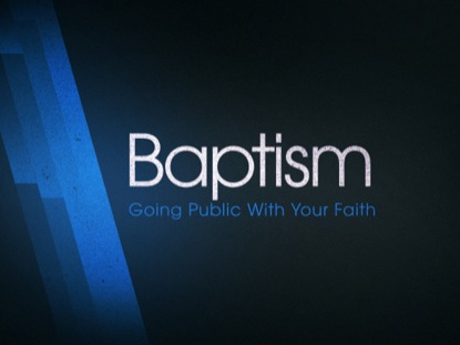 GEO PLANES BAPTISM