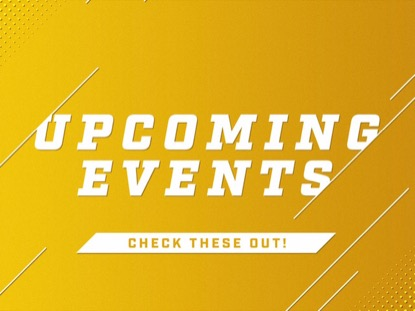 SPORTY COLORS UPCOMING EVENTS