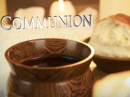 COMMUNION MOTION BACKGROUND