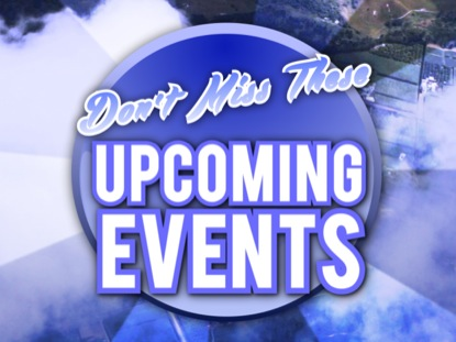 FLYOVER UPCOMING EVENTS