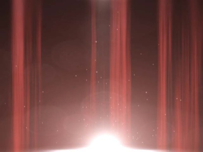 Red Particles Worship Background | Sermon Gear
