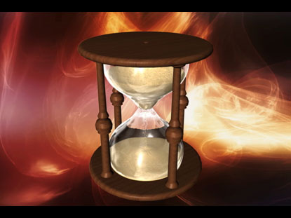 HOURGLASS TIMER 15S