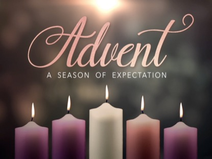 ADVENT CANDLES SEASON