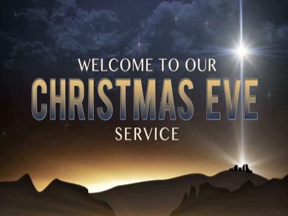 BETHLEHEM CHRISTMAS CHRISTMAS EVE