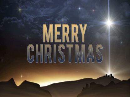 BETHLEHEM CHRISTMAS MERRY CHRISTMAS