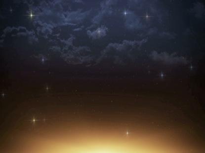 BETHLEHEM CHRISTMAS SKY