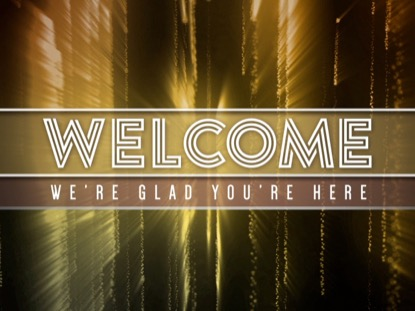 CENTRIC WELCOME