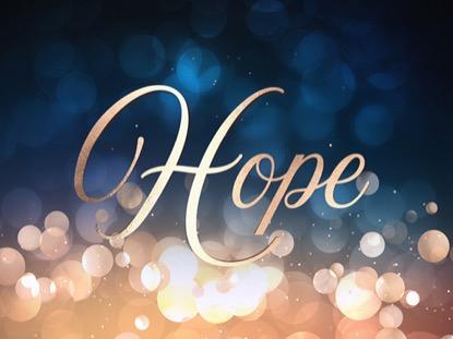 CHRISTMAS BOKEH HOPE