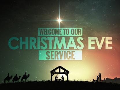CHRISTMAS NATIVITY CHRISTMAS EVE