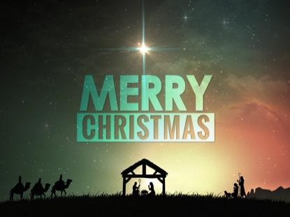CHRISTMAS NATIVITY MERRY CHRISTMAS