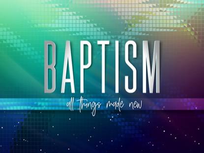 COLLIDE BAPTISM