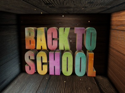 COLORS BACK TO SCHOOL ANIMATED