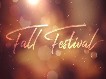 FALL GLOW FALL FESTIVAL