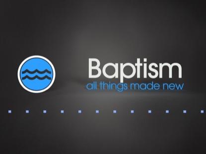 FRESH BAPTISM