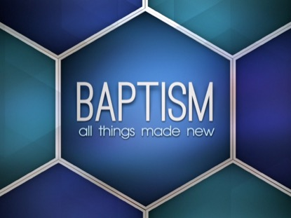 GEO PRISM BAPTISM