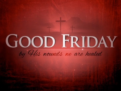 GOOD FRIDAY V2 TITLE RED