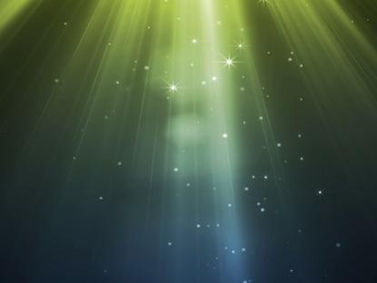 HEAVENLY RAYS BLUE YELLOW