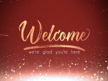 JOYFUL WELCOME