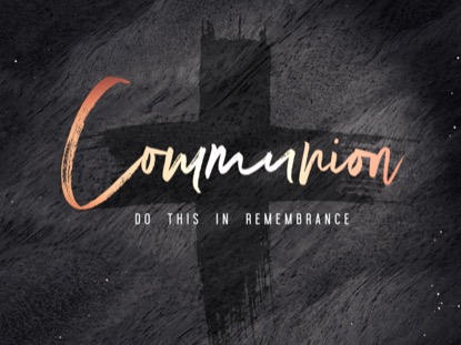 LENT COMMUNION