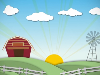 MEGA MOTION 13 SUNNYSIDE WITH FARM