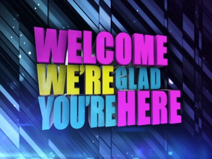 Image result for Welcome, animated