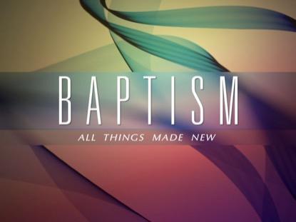 MOMENTUM BAPTISM