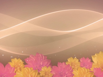 MOTHER'S DAY FLOWERS BACKGROUND 1