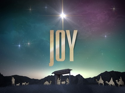 NATIVITY CHRISTMAS JOY