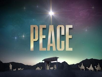 NATIVITY CHRISTMAS PEACE
