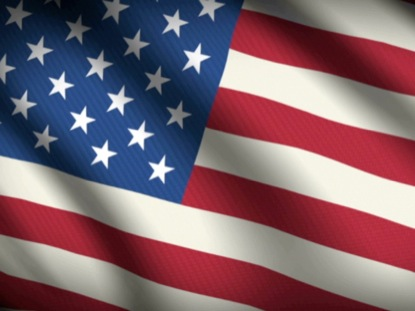 PATRIOTIC FLAG LOOP 4