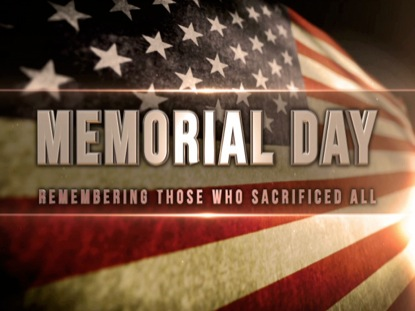 PATRIOTIC MEMORIAL DAY SLIDE