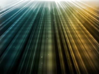 RADIANT LIGHT BLUE AMBER