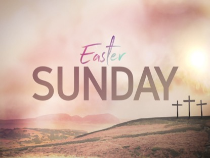 RESURRECTION SUNDAY, EASTER SUNDAY TITLE