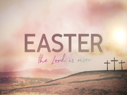 RESURRECTION SUNDAY, EASTER TITLE