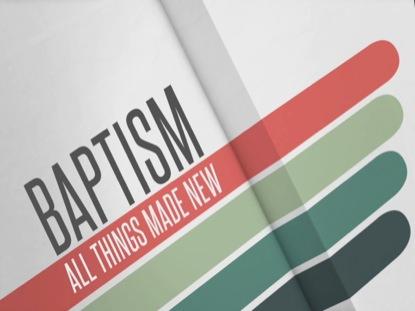RETRO LINES BAPTISM