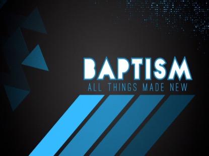 REVOLUTION BAPTISM