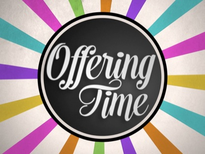 SHINE OFFERING TIME