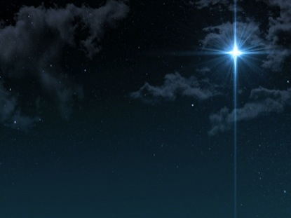 SMALL STAR WITH CLOUDS