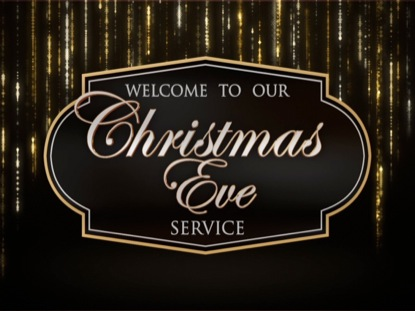 SPARKLING TINSEL CHRISTMAS EVE