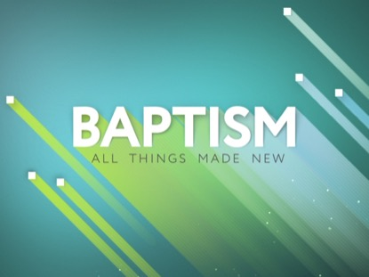 SPECTRUM BAPTISM