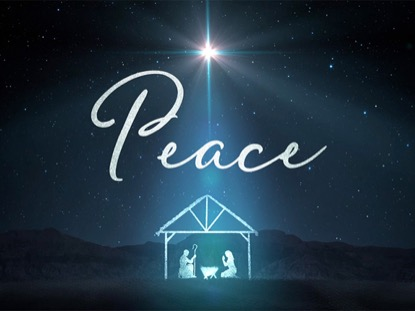 STARLIGHT NATIVITY PEACE