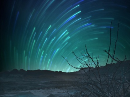 STAR TRAILS 6