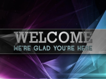 TELEMETRY WELCOME ANIMATED