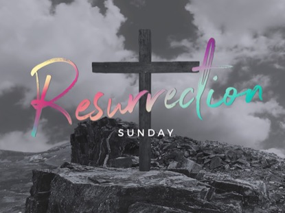 THE CROSS RESURRECTION