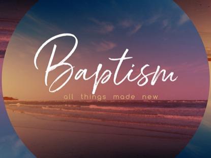 TIDES BAPTISM