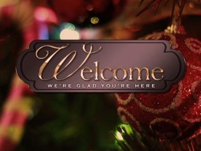 TRADITIONAL CHRISTMAS WELCOME 2