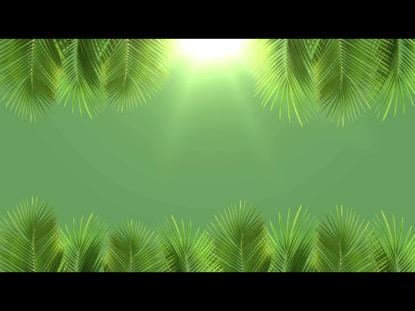 PALM SUNDAY BRIGHT 1